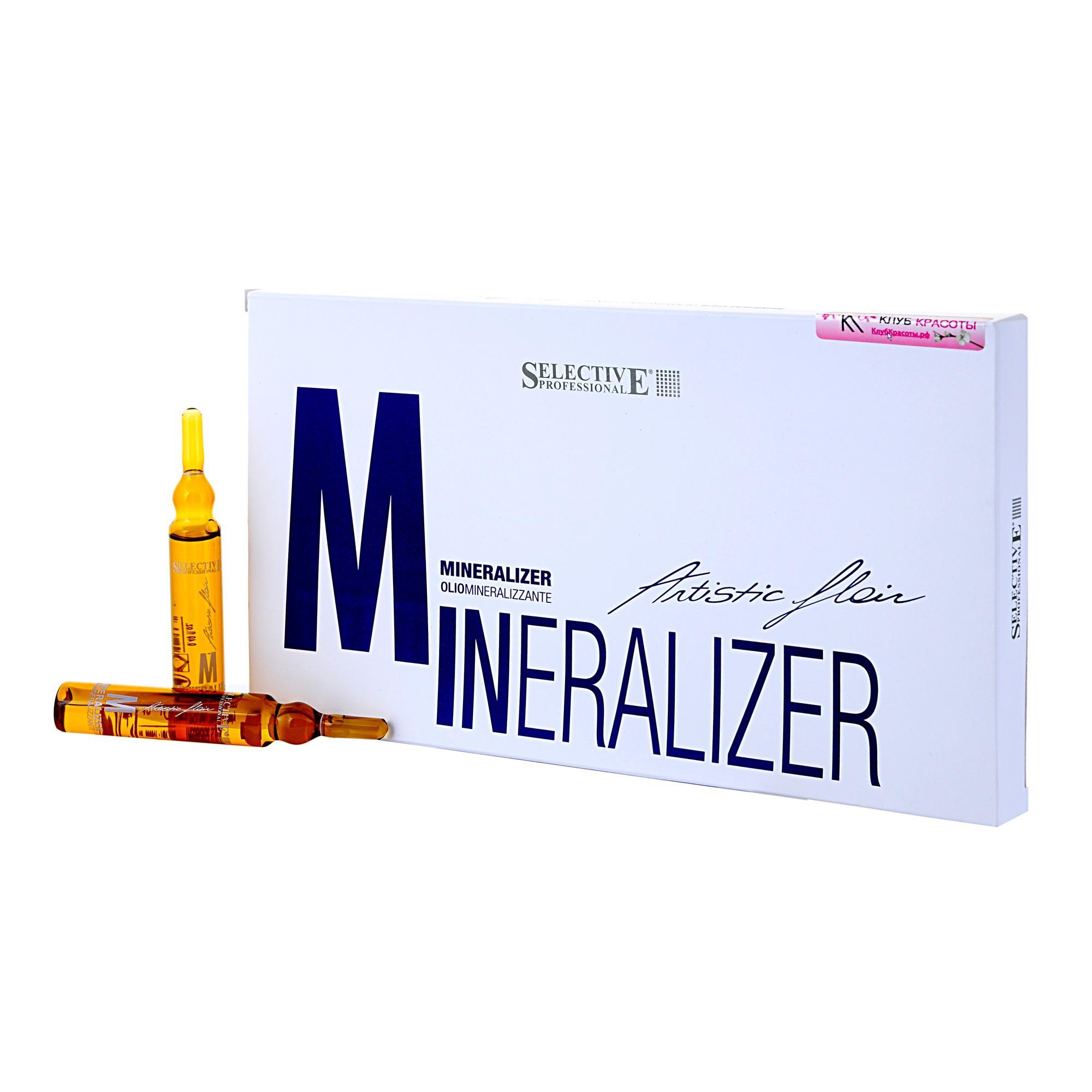 Ампулы для волос mineralizer как пользоваться