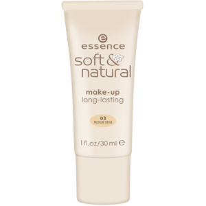тональный крем soft natural