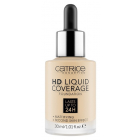 Тональная основа HD Liquid Coverage Foundation - 005 Ivory Beige