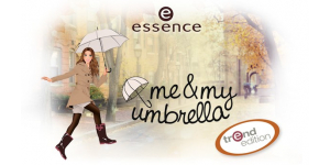 Essence Me & My Umbrella Collection Fall 2016