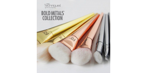 Bold Metals Collection от Real Techniques