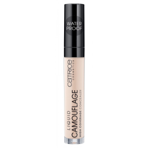 CATRICE - Консилер Liquid Camouflage - 007 Natural Rose, натуральный розовый
