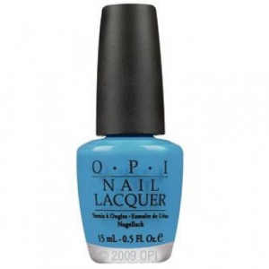 OPI - Лак для ногтей No Room for the Blues nlb83 opi - 15 мл, цвет: no room for the blues