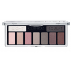 Тени для век - The Modern Matt Collection Eyeshadow Palette 010 - матовые