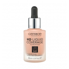 Тональная основа HD Liquid Coverage Foundation - 040 Warm Beige